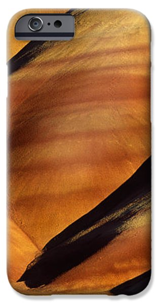 Fossilscape iPhone Case by Inge Johnsson