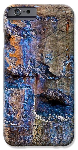 Foundation Seven iPhone Case by Bob Orsillo