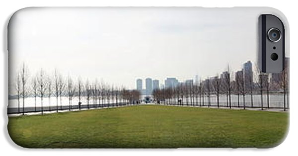 Freedom iPhone Cases - Four Freedoms Park iPhone Case by Mircea Nicolescu Photography