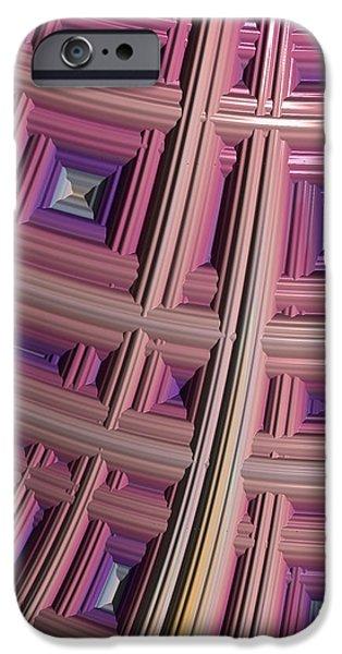 Frames iPhone Case by Bill Owen
