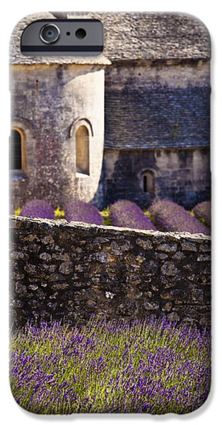 Simple Beauty In Colors iPhone Cases - France, Southern France iPhone Case by Carlos Sanchez Pereyra