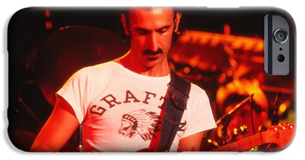 Censorship iPhone Cases - Thing Fish Zappa iPhone Case by Kenneth Summers