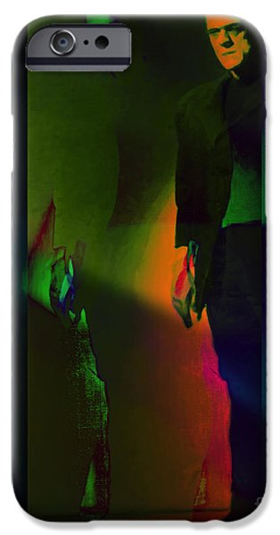 19th Century Digital Art iPhone Cases - Frankenstein Lives 20130218 iPhone Case by Wingsdomain Art and Photography