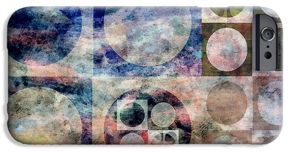 Free Mixed Media iPhone Cases - Free From Rules iPhone Case by Angelina Vick