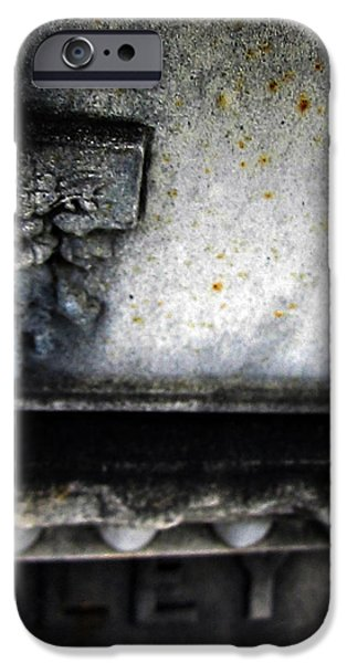 Headstones Digital Art iPhone Cases - Freedom iPhone Case by David Fox