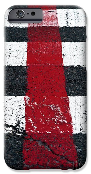 Freedom Trail iPhone Case by John Rizzuto