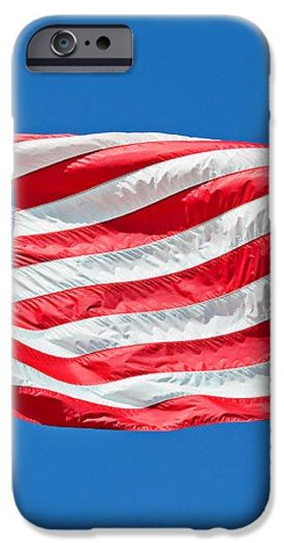 Freedom  iPhone Case by Valerie Garner