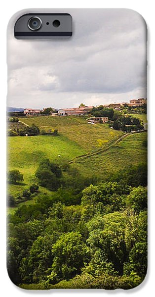 French Countryside iPhone Case by Allen Sheffield