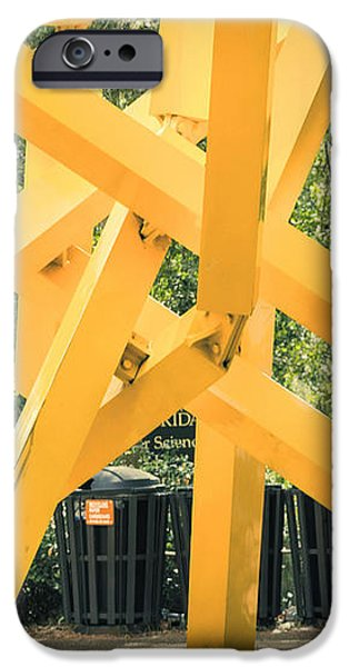 French Fries iPhone Case by Joan Carroll