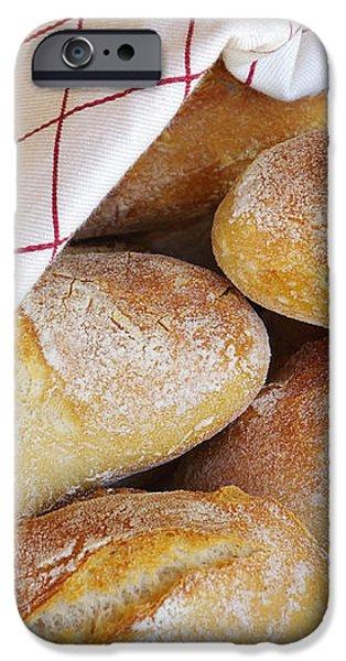 Fresh Bread iPhone Case by Carlos Caetano