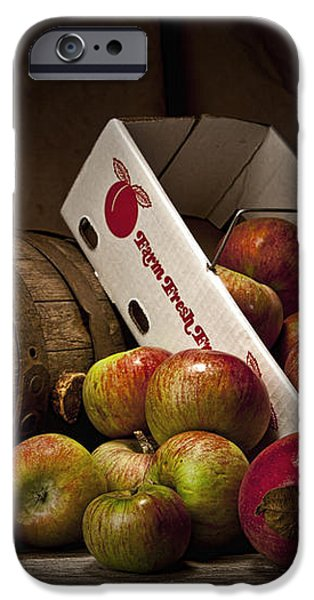 Fresh From the Orchard I iPhone Case by Tom Mc Nemar