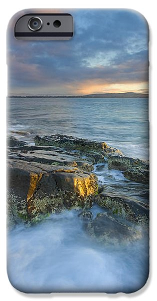 Freycinet Cloud Explosion iPhone Case by Mike  Dawson