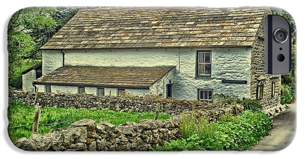 Quaker iPhone Cases - Friends Meeting House England iPhone Case by Movie Poster Prints