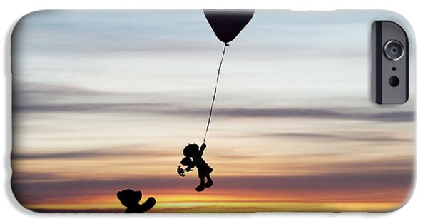 Innocence Photographs iPhone Cases - Friends iPhone Case by Tim Gainey