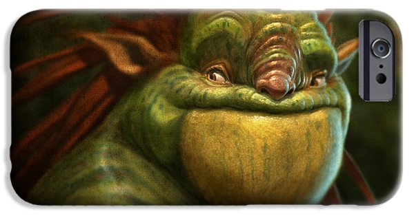 Buy iPhone Cases - Frogman iPhone Case by Aaron Blaise