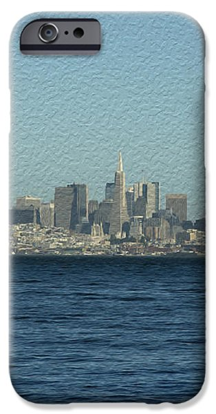 From Sausalito iPhone Case by David Bearden