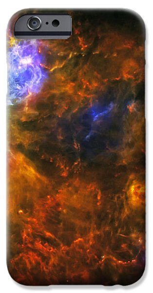 From the Darkness iPhone Case by The  Vault - Jennifer Rondinelli Reilly