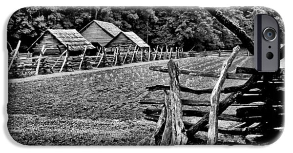 Tn Barn iPhone Cases - From Years Past iPhone Case by Paul W Faust -  Impressions of Light