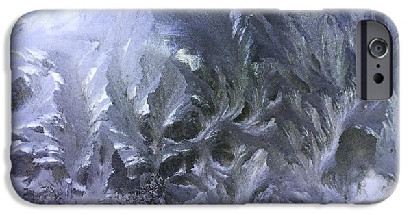Frost Photographs iPhone Cases - Frost #2 iPhone Case by Jeff Klingler