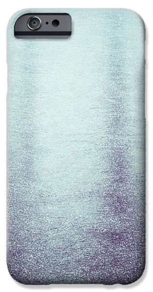 Toning iPhone Cases - Frozen Reflections iPhone Case by Wim Lanclus
