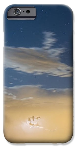Full Moon Light iPhone Case by James BO  Insogna