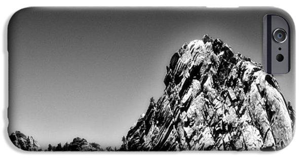 Raisa Gertsberg iPhone Cases - Full Moon Over The Suicide Rock iPhone Case by Ben and Raisa Gertsberg