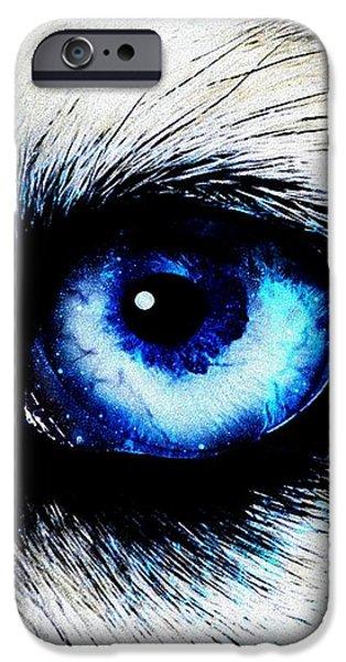 Full Moon Reflection iPhone Case by Anastasiya Malakhova