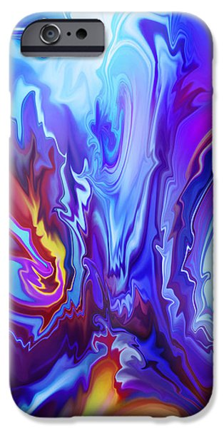 Kyle Wood iPhone Cases - Furthermore A Venture Forth iPhone Case by Kyle Wood