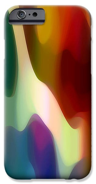 Fury 2 iPhone Case by Amy Vangsgard