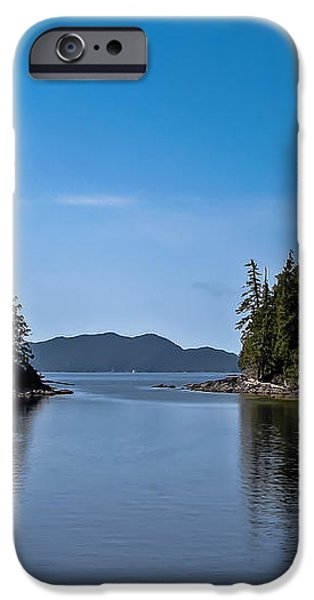 Fury Cove iPhone Case by Robert Bales