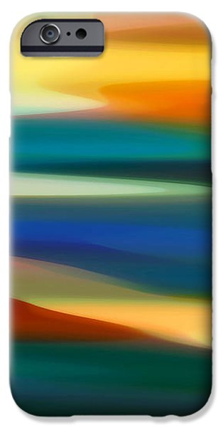 Fury Seascape 7 iPhone Case by Amy Vangsgard
