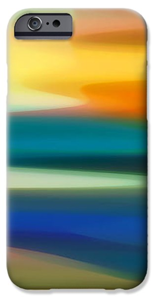 Fury Seascape II iPhone Case by Amy Vangsgard