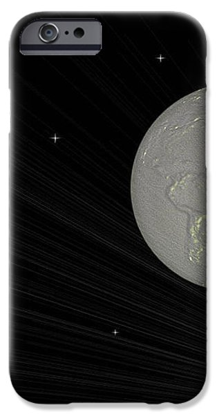 Future Earth 2 iPhone Case by Cheryl Young
