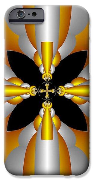 Futuristic iPhone Case by Svetlana Nikolova