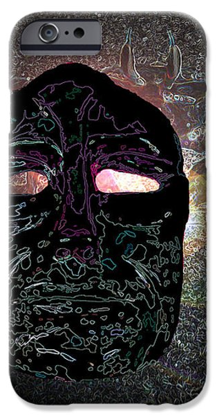 Galactic Dreams iPhone Case by L T Sparrow