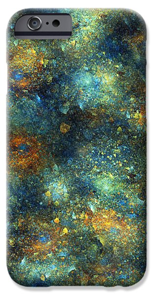 Galaxies  iPhone Case by Betsy A  Cutler