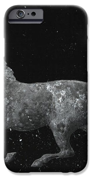 Galloping Through The Universe iPhone Case by John Stephens