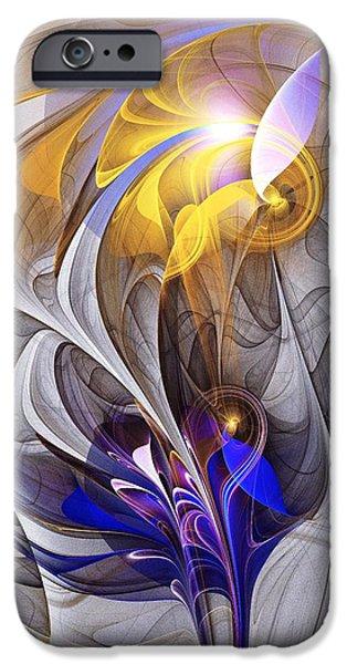 Galvanized iPhone Case by Anastasiya Malakhova