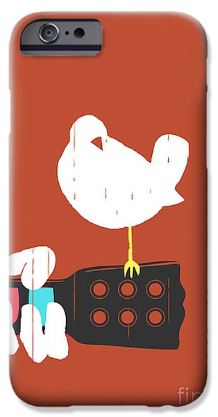 Minimalism iPhone Cases - Game on iPhone Case by Budi Satria Kwan