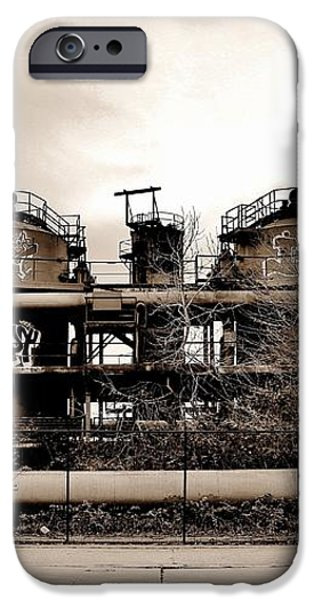 Gasworks Seattle iPhone Case by Benjamin Yeager