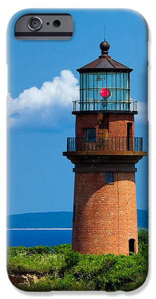Gay Head Light iPhone Case by Mark Miller
