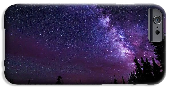 Heaven Photographs iPhone Cases - Gaze iPhone Case by Chad Dutson