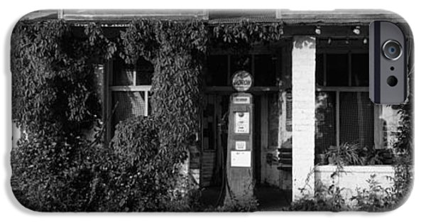 Coca-cola Signs iPhone Cases - General Store, Pomona, Illinois, Usa iPhone Case by Panoramic Images