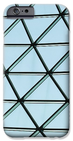 Geometric Charm iPhone Case by Christi Kraft