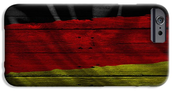 Germany iPhone Cases - Germany iPhone Case by Joe Hamilton