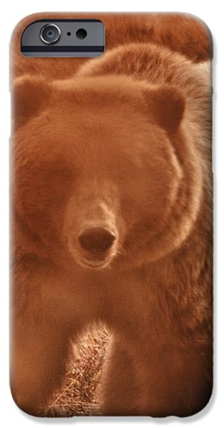 Getting a bit too close iPhone Case by Jeff Folger