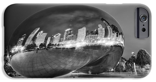 The Bean iPhone Cases - Ghosts in The Bean iPhone Case by Adam Romanowicz