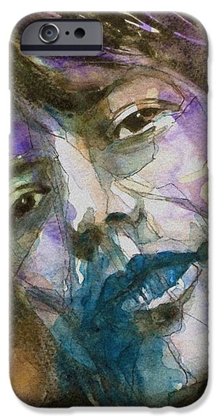 Gimmie Shelter iPhone Case by Paul Lovering