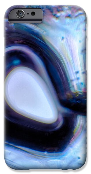 Glass Eye iPhone Case by Omaste Witkowski