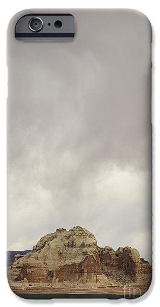 Glen Canyon iPhone Cases - Glen Canyon Page AZ No. 5 iPhone Case by David Gordon